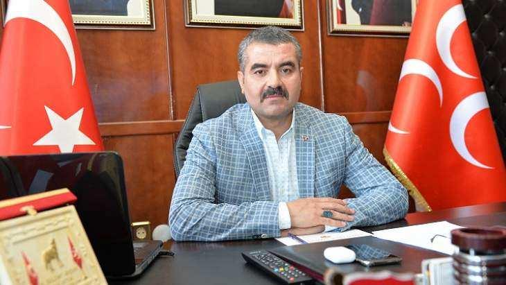 MHP Doğanyol İlçe Başkanı Görevden Alındı