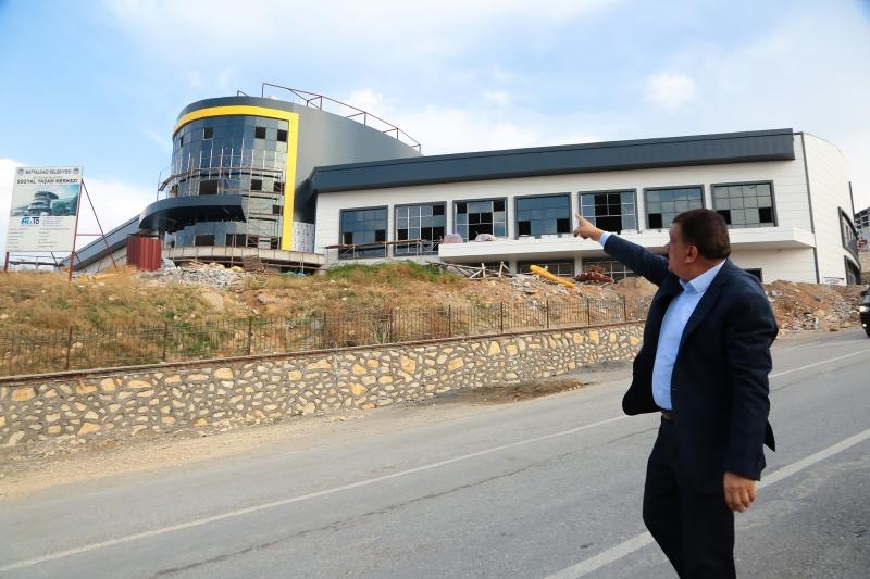 Sosyal Yaşam Merkezi, Türkiye'de Sayılı Merkezler Arasında Yer Alıyor