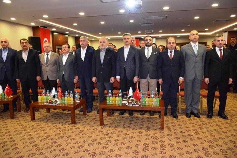 Vali Aydın Baruş, Kızılay Malatya Şube Başkanlığı Kongresine Katıldı