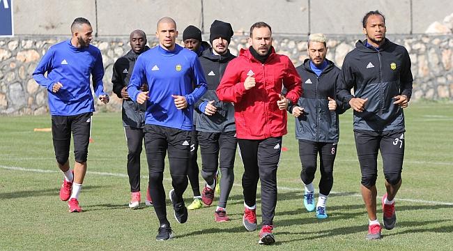 Y. Malatyaspor'da Konyaspor Mesaisi Başladı