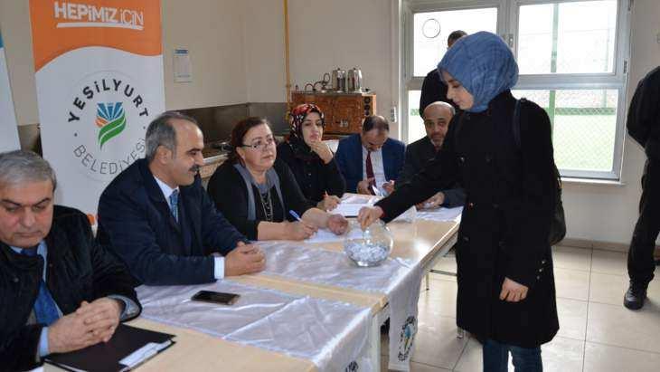 Yeşilyurt Belediyesi (Tyçp) Kapsamında 200 Personel Alımı Yaptı