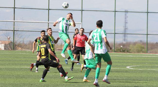 Yeşilyurt Belediyespor 0-0 11 Nisan Spor