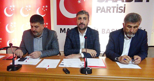 'Türkiye'yi refaha ulaştıracak atılımları görürüz'