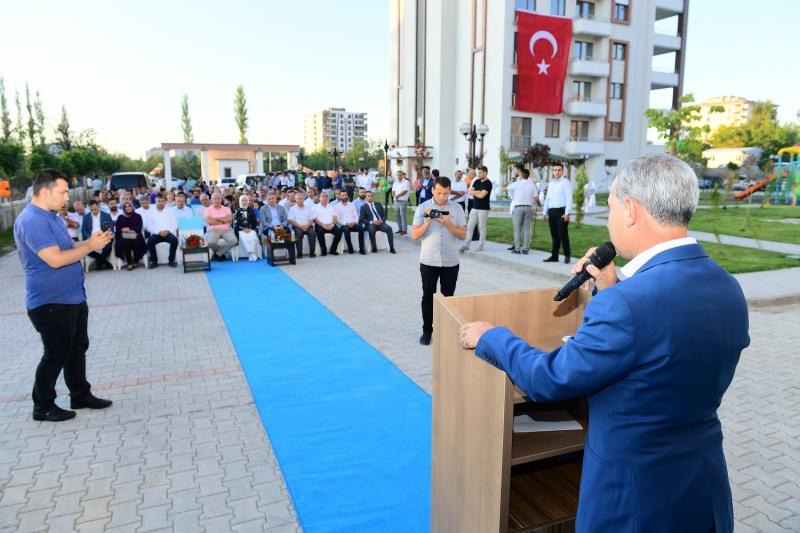 'Yeşilköy-2 Konutları Malatya Ve Yeşilyurt'a Hayırlı Olsun'