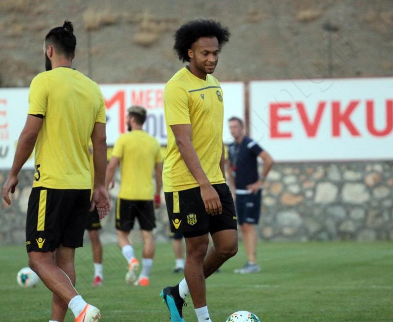YMS'da Trabzonspor Maçı Hazırlıkları Başladı