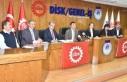 CHP'den DİSK' Genel İş Sendikası'nı...