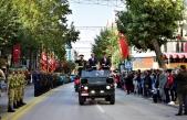 Cumhuriyet Bayramı Geçit Töreni Gerçekleştirildi