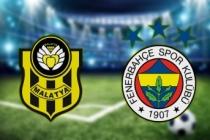MAÇ SONUCU | BtcTurk Yeni Malatyaspor 0-0 Fenerbahçe