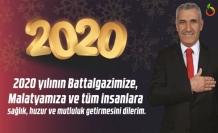 Başkan Güder:'Millet olarak yeni bir yıla daha girmenin heyecan ve mutluluğunu yaşıyoruz'
