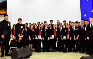 Atatürk'ün Vefatının 81.Yıl Dönümü Töreni...