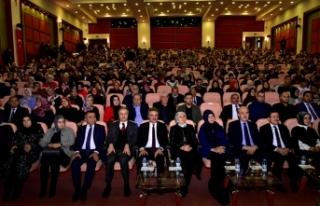 """""""Türkiye'yi Geleceğe Taşımak"""" Konulu..."""