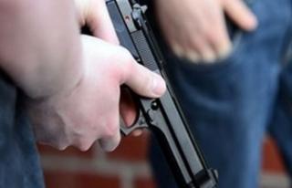 Akpınar'da Silahlar Konuştu... 2 yaralı