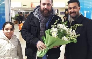 Abdulhamid Kayahan Osmanoğlu Malatya'da
