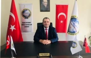 Başkan Apohan, 10 Ocak Çalışan Gazeteciler Günü...