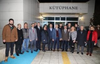 Battalgazi Belediyesi'nden Öğrencilere Sandviç...