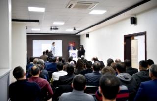 Büyükşehir'den Personele İngilizce Eğitimi