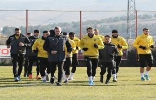 Y. Malatyaspor'da Başakşehir Mesaisi Moralsiz...