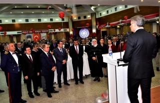29 Ekim Cumhuriyet Bayramı Kabul Töreni Düzenlendi