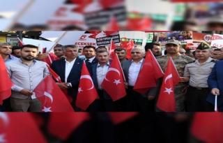 Başkan Çınar'ın 15 Temmuz Mesajı