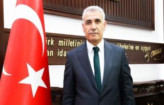 Başkan Güder'in Basın Bayramı Mesajı
