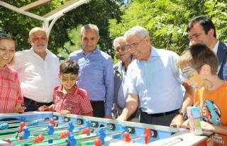 Battalgazi Belediyesi: 'Parklarımıza Sahip Çıkalım'
