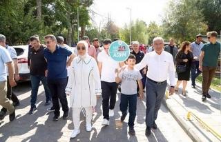 Battalgazi Orduzu Pınarbaşı'nda 'Ailelerimizle...