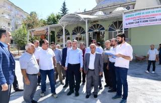 'Buhara Camimizin Eksikliklerini Güzel Bir Projeyle...
