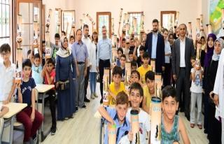 'Çocuklarımıza Deprem Bilinci Aşılayıp, Eğitiyoruz'