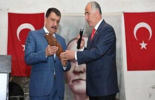 Malatya Büyükşehir Belediye Başkanı Selahattin...