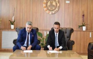 'Mentörlük Projesi' Protokolü İmzalandı