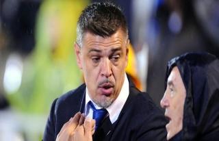 Savo Milosevic,'İlk maçı unutacağız'