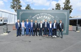 'Yeşilyurt'u İstanbul'a Getirdik'