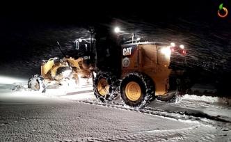Büyükşehir Belediyesi Kırsal Bölgelerde Çalışmaları Sürdürüyor