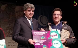 Siyer-i Nebi Yarışmasının Türkiye 1. Malatya'dan