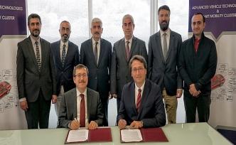İnönü'de 'Elektrikli Araç Teknolojileri' Programı