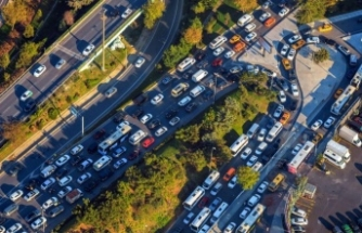 Malatya'da kayıtlı araç sayısı Eylül ayı sonunda 175 883 oldu
