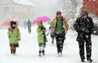 6 Aralık Cuma Malatya'da Okullar Tatil oldu mu? Tatil Olan İlçeler