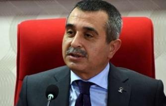 AK Parti Malatya İl Başkanlığı'nda revizyon