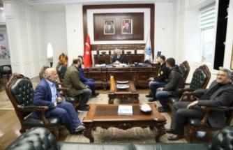 "Başkan Güder: ""Malatyaspor Ortak Paydamız"""