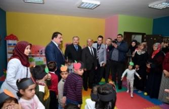 Başkan Gürkan, Yerli Malı Haftası Programına Katıldı