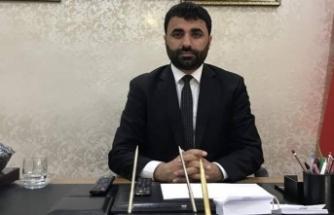 Başkan Samanlı'dan Doğu Türkistan Açıklaması
