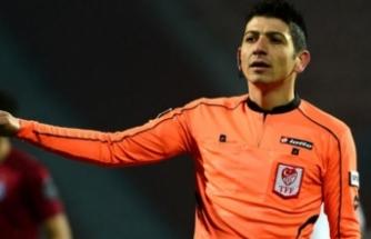 Beşiktaş-Yeni Malatyaspor maçını  Yaşar Kemal Uğurlu yönetecek