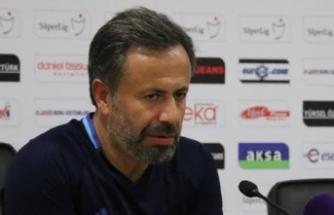 Çalışkan: 'Galibiyet Trabzonspor Maçı Öncesi Moral Oldu