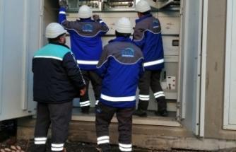 Fırat Edaş, Battalgazi'de 1 milyon 100 bin TL'lik yatırımı tamamladı
