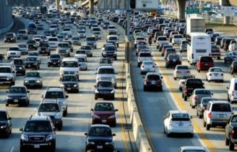 Malatya'da Taşıt Sayısı Her Geçen Gün Artıyor