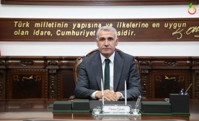 Başkan Güder'in 24 Kasım Öğretmenler Günü Mesajı;