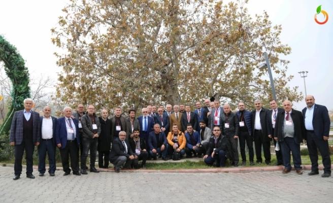 Battalgazi Belediyesi Küresel Gazeteciler Konseyini (Kgk) Ağırladı