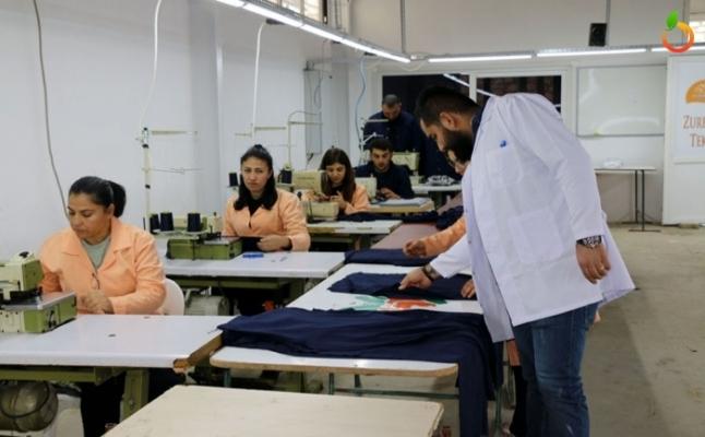 Hekimhan'da tekstil Fabrikası Açıldı