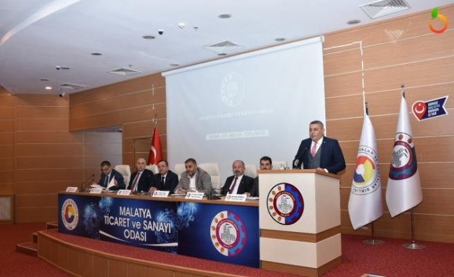 MTSO'da Kasım ayı olağan meclis toplantısı gerçekleşti