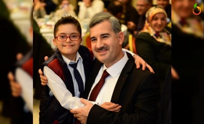 """Engelli İnsanlara Saygı, İnsanlığa Saygıdır"""